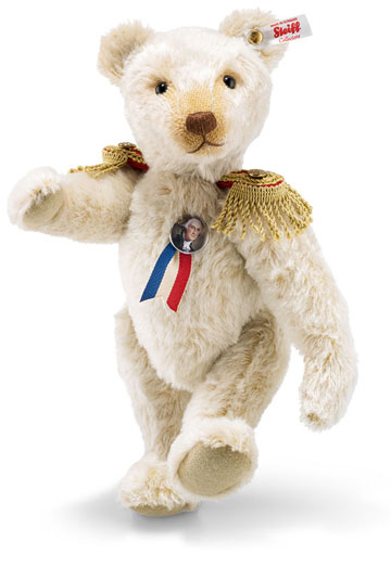 George Washington, The Great American Teddy Bear EAN 683190