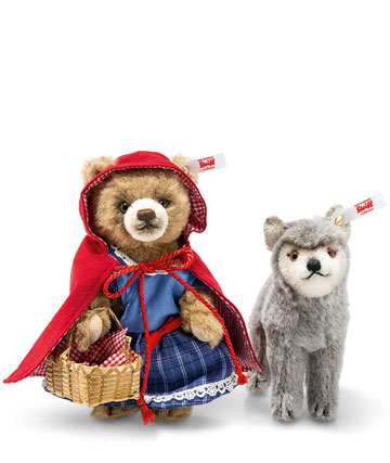 Little Red Riding Hood And The Wolf EAN 021350