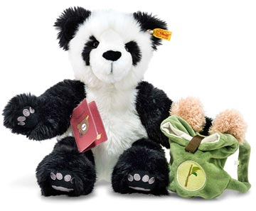Lin The Globetrotting Panda EAN 022173