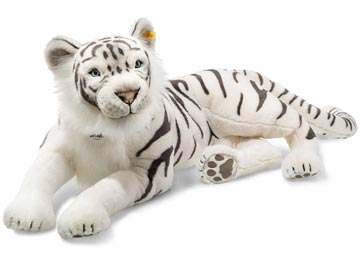 Tuhin The White Tiger EAN 075742