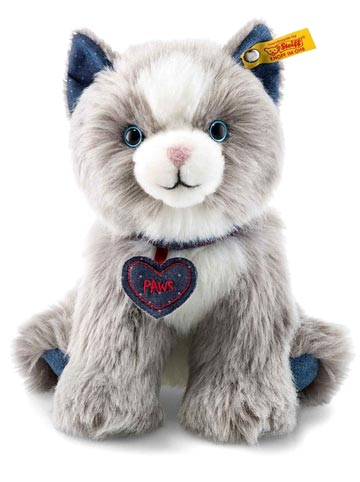 Denim Darlings Paws Cat EAN 084430