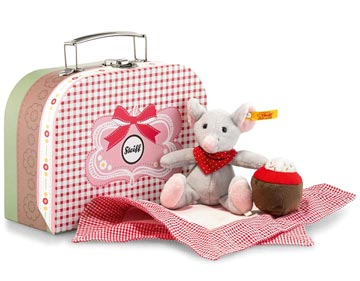 Picnic Friends Mr. Little Mouse In Suitcase EAN 113604