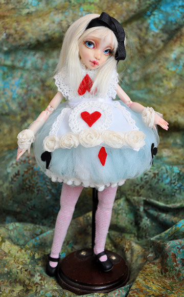 Alice BJD Down The Rabbit Hole