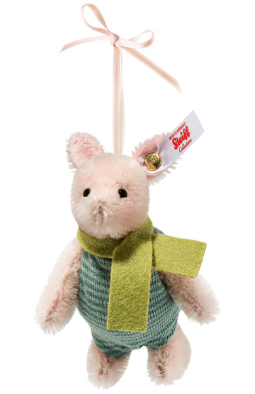 Piglet Ornament EAN 683152 by Steiff