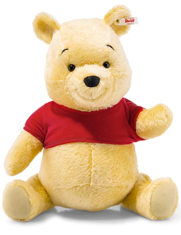 Pooh Bear 50th Anniversary EAN 683213