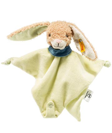Friend Finder Rabbit Comforter With Rustling Foil 240348