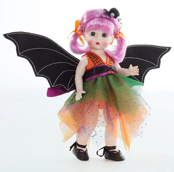 Boo-tifully Batty Halloween 72930 by Madame Alexander
