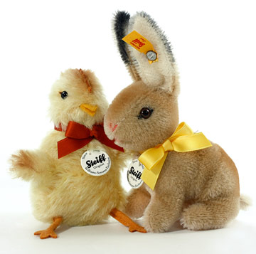 Baby Chick And Sonny Bunny Set