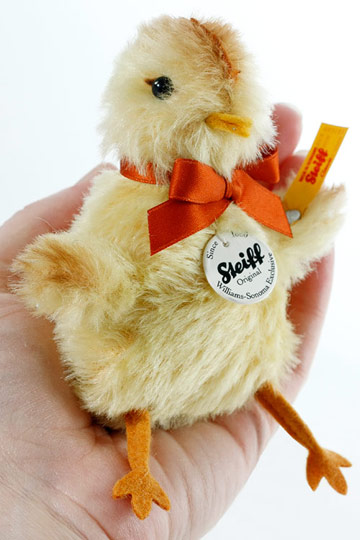 Baby Chick EAN 683183 by Steiff