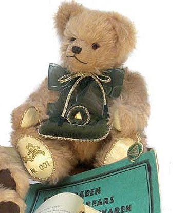 Hermann Classic Trademark Bear 10248-7