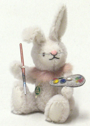 A Little Painter Bunny 20165-4