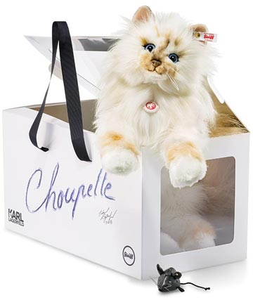 Karl Lagerfeld Choupette The Cat 356001 by Steiff