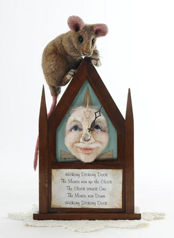 Hickory Dickory Dock Mouse