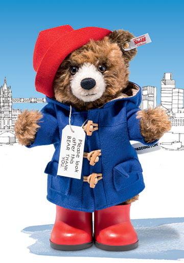 Paddington Bear EAN 690310