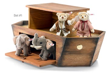 Noah's Ark Exclusive Club Edition by Steiff