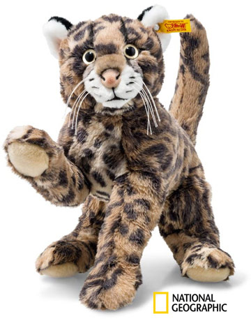 National Geographic Ozzi Tiger Cat EAN 064234