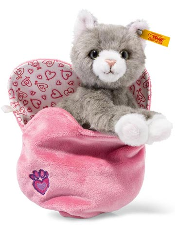 Cindy Cat In Heart Bag, Small EAN 099311