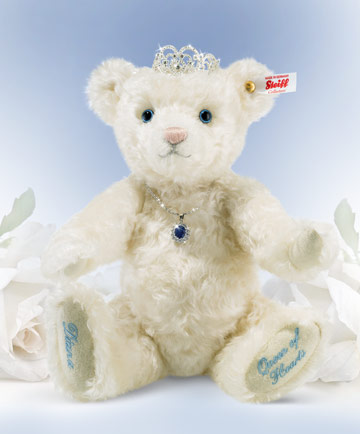 Princess Di Teddy Bear EAN 006678