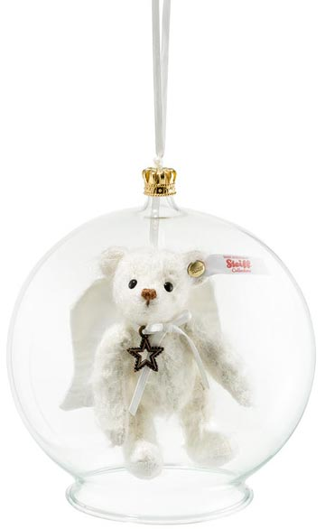 Gabriel Teddy In Bauble Ornament EAN 006739