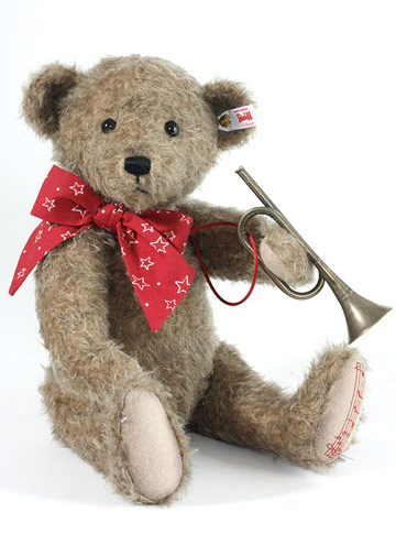 Anton Musical Teddy Bear EAN 006388
