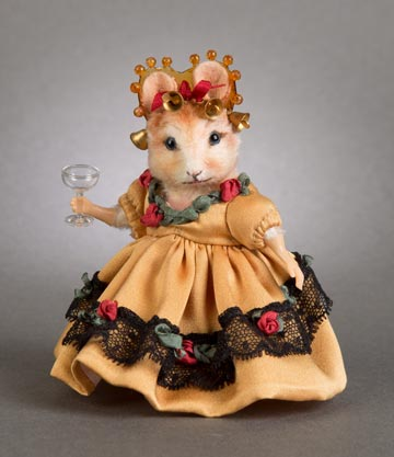 Belle Watling Mouse