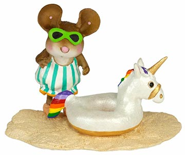 Fun Floatie Unicorn M-442b