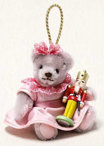Clara And The Nutcracker Ornament 22330-4