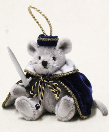 Mouse King Nutcracker Suite Ornament 22331-1