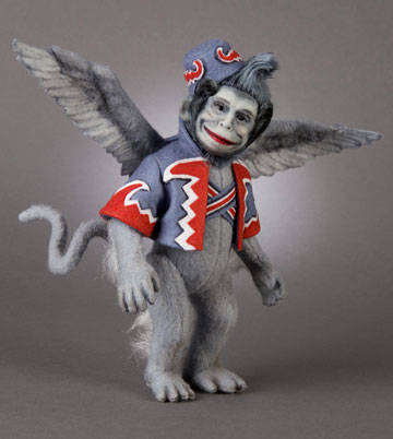 The Winged Monkey