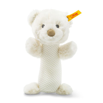 Giggles Teddy Rattle 240782