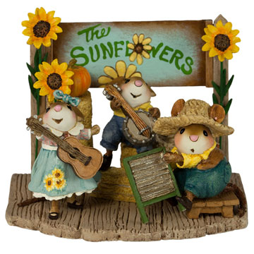 The Swinging Sunflowers M-438a