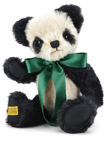 Antique Panda, 14 Inch