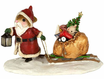 Ole' St. Nick M-628 by Wee Forest Folk