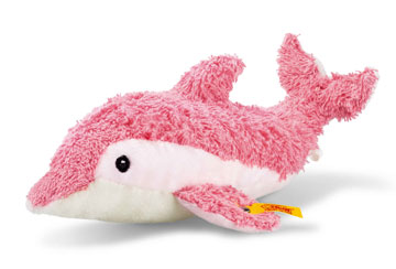 Sea Sweeties Dala Dolphin With Rustling Foil And Squeaker EAN 24
