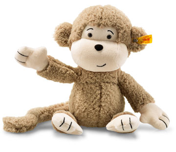 Brownie Monkey, Medium EAN 060304