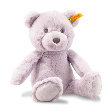 Lilac Bearzy Teddy Bear EAN 241529