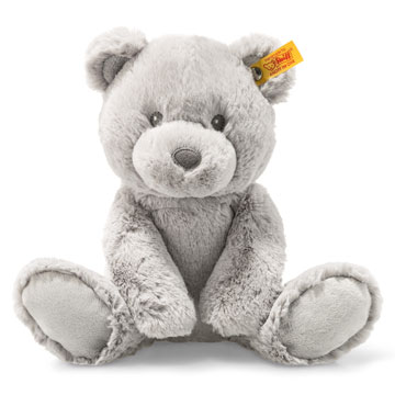 Gray Bearzy Teddy Bear EAN 241543