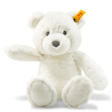 White Bearzy Teddy Bear EAN 241550