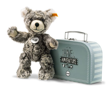 Lommy Teddy Bear In Suitcase EAN 109911