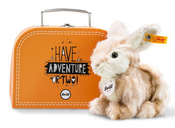 Melly Rabbit In Suitcase EAN 080449