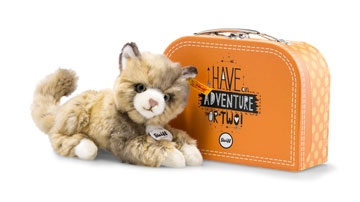Lucy Cat In Suitcase EAN 099472