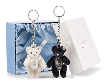 Wedding Teddy Bear Pendant Set EAN 034114