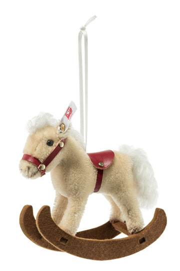 Rocking Horse Ornament EAN 683398