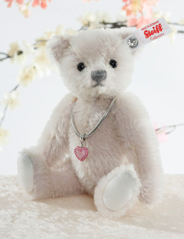 Love Teddy Bear, Lilac EAN 006494