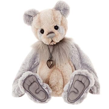 Keyring Charly Teddy Bear Beige Brand New /& Sealed
