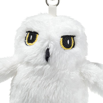 Hedwig Owl Keyring, Harry Potter EAN 355103 by Steiff