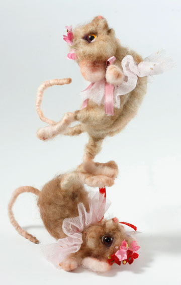 Tutu Cute! Dancing Mice