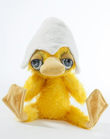 Demitrius, Yellow Duck With Hat