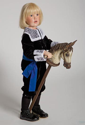 Little Lord Fauntleroy, Porcelain
