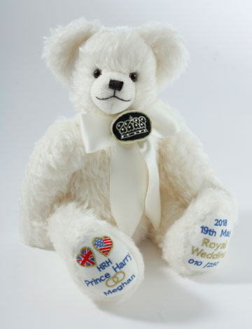 Prince Harry And Meghan Royal Wedding Bear 13182-1
